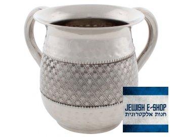 Natla s krásným vzorem z Izraele
