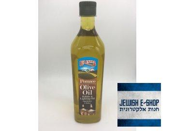 Olej do Chanukije - z Izraele ELISHA