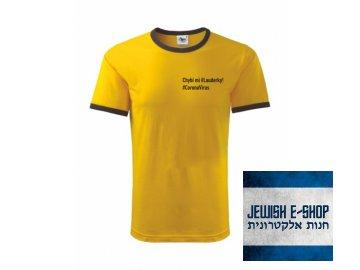 triko yellow chybi mi L