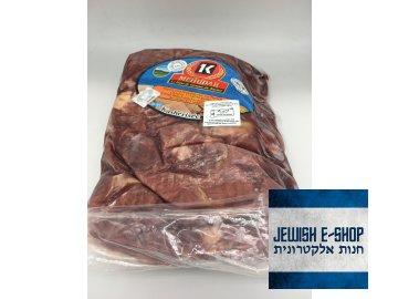 Hovězí zadní na guláš minimálně 1,6 kg - Kosher for Passover