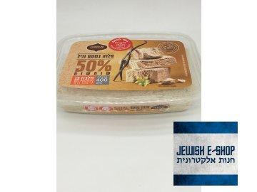 Halva vanilka 400 gr - Made in Izrael