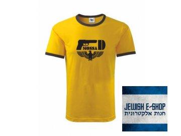 triko yellow Mossad 1