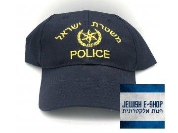 Kšiltovka - Izraelská policie