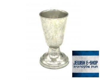 Malý alpakový kidušový pohárek