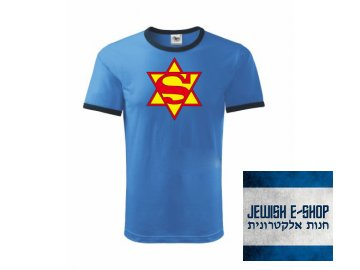 Tričko - Superman JEW