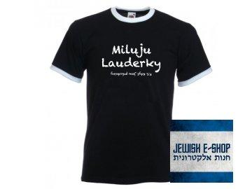 Tričko Lauderky - prázdniny
