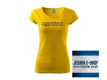 Tričko dámské - Ezri