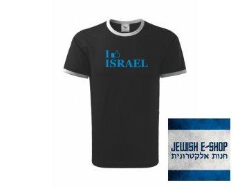 Tričko - I like Israel