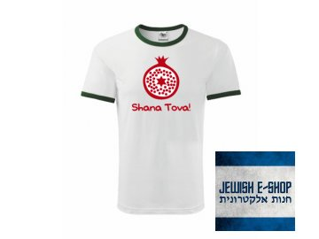 Tričko - BIG SHANA TOVA