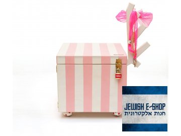 ART DECO - Desig CABINET pink