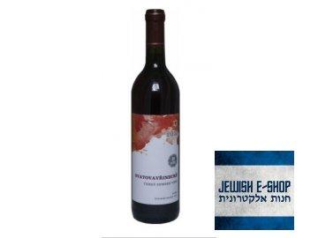 Svatovavřinecké kabinetní víno košer 2011  TOP 77
