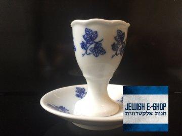 Kidušový SET z porcelánu - Česká kvalita