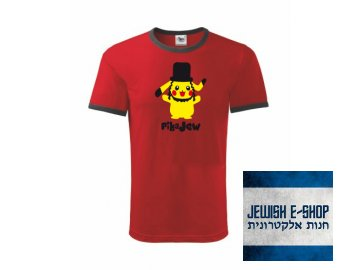 triko red PikaJew