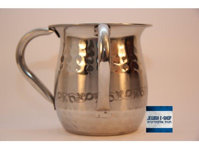 Natla - design stříbro, s dekorem