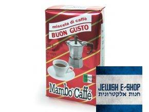 Kosher Coffee - MAMBOCAFFÉ BUON GUSTO – mletá 250g