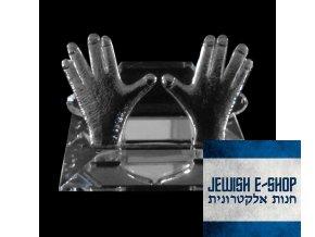 Swarovski crystal - Ruka k nebesům