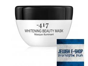 Bělicí maska pro krásnou pleť Minus  50 ml