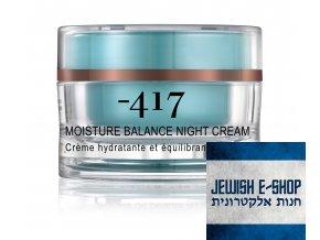 Hydratační noční krém Minus 417  50 ml