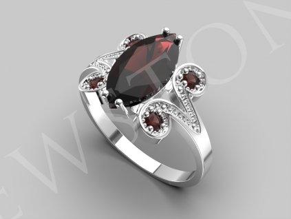 3136 prsten spicoval 12x6 2,0