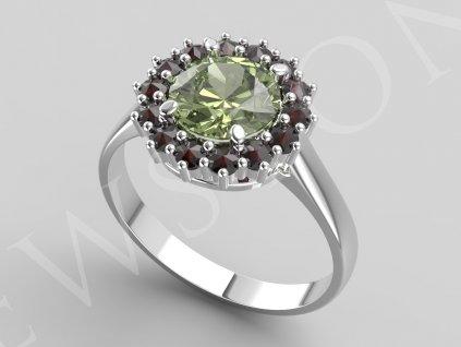 prsten 3073 vlt gra
