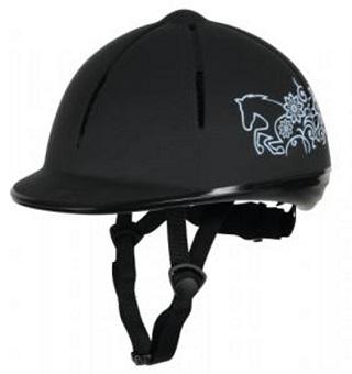 Jezdecké helmy pro děti