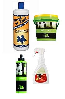 Kosmetika pro koně