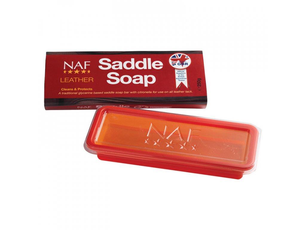 Saddle Soap Mýdlo na kůži s glycerinem (Balení 250g)