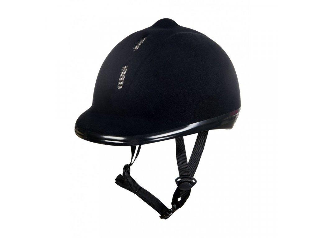 Jezdecká helma -New Flock- HKM