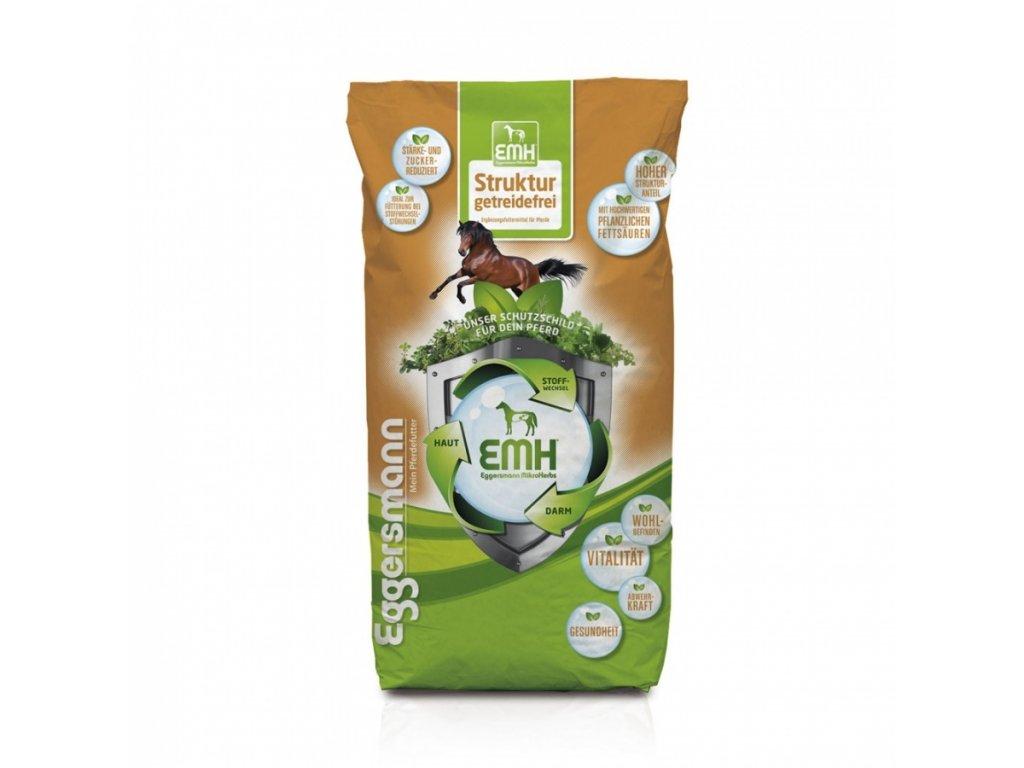 EMH Struktur Müsli pro koně bez obilovin