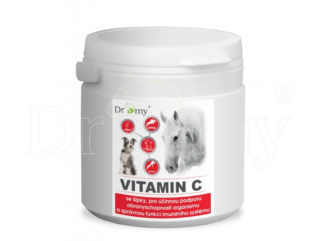 Dromy Vitamin C 200 tbl.