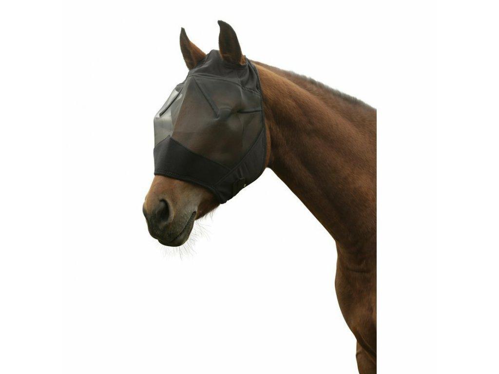 Maska proti hmyzu pro koně