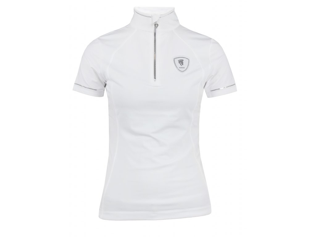 tričko horka závodní Starlight bílé