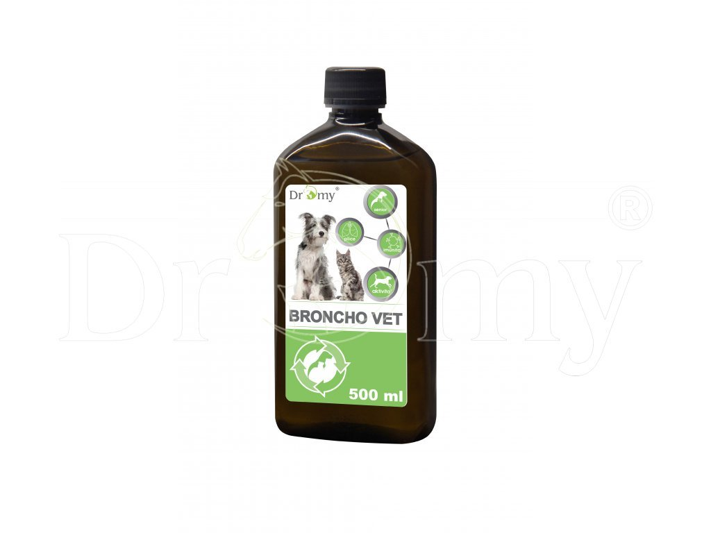 Dromy Bronchovet 500 ml