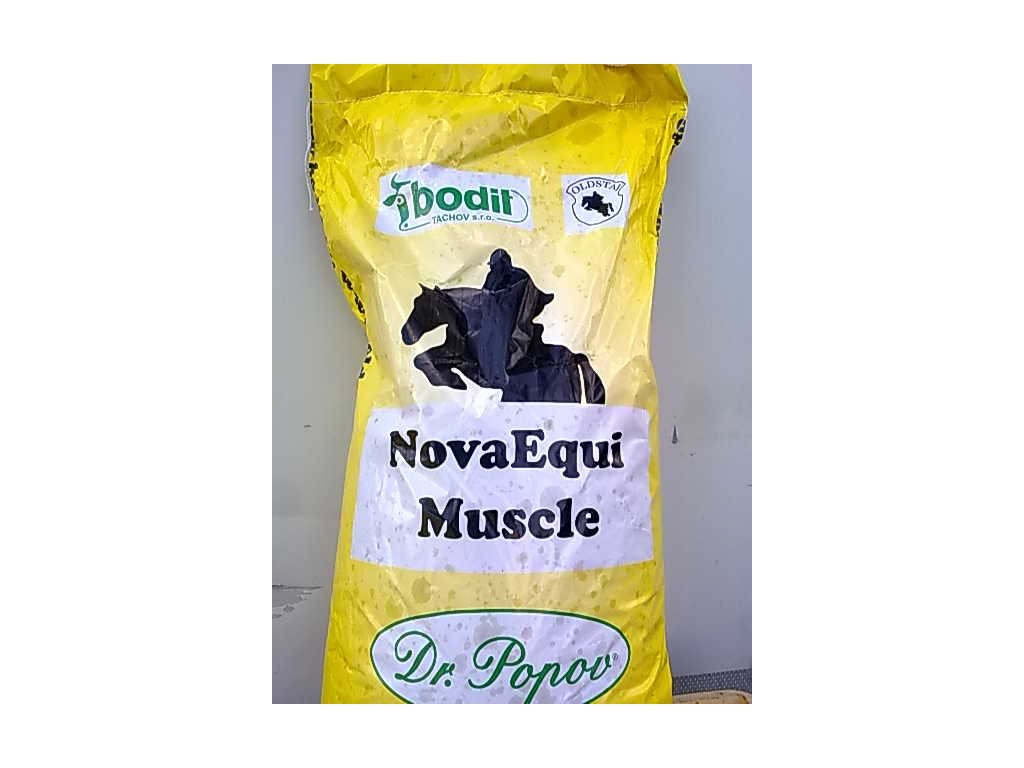 NovaEqui Muscle 20 kg
