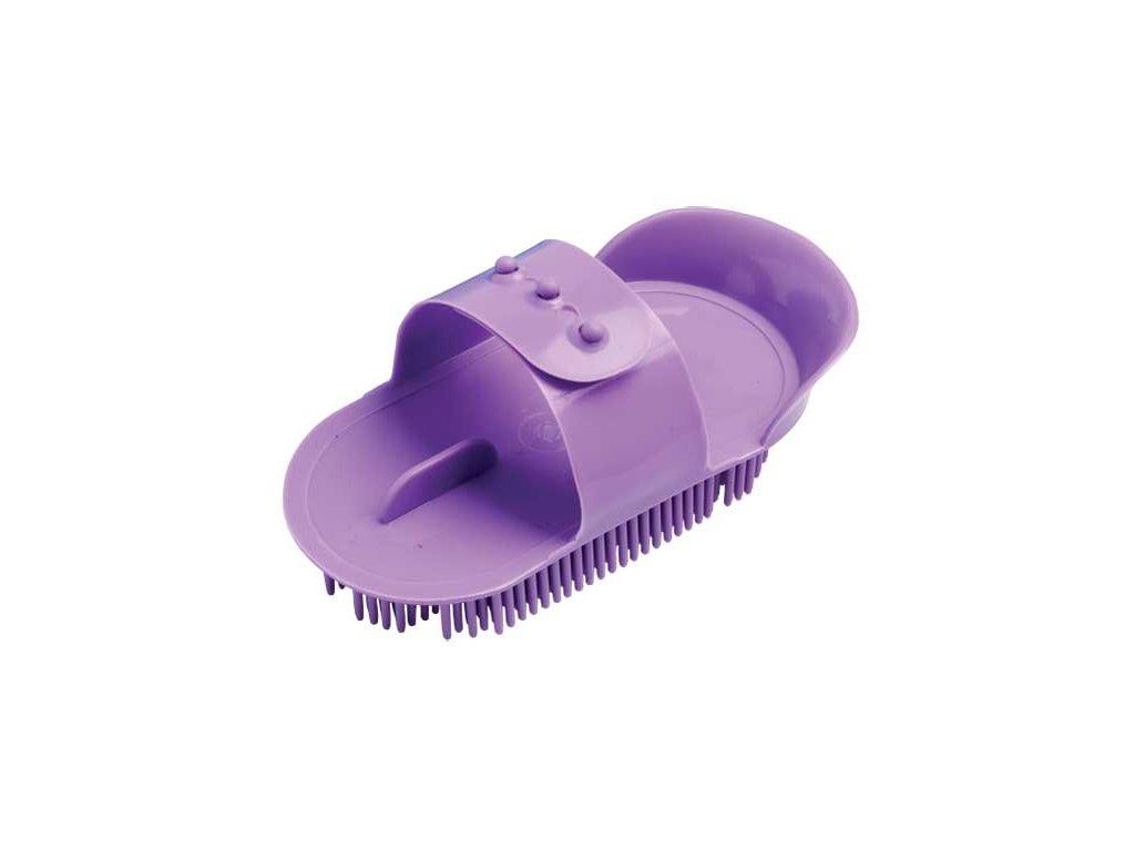 Masážní hřbílko plastové - dětské