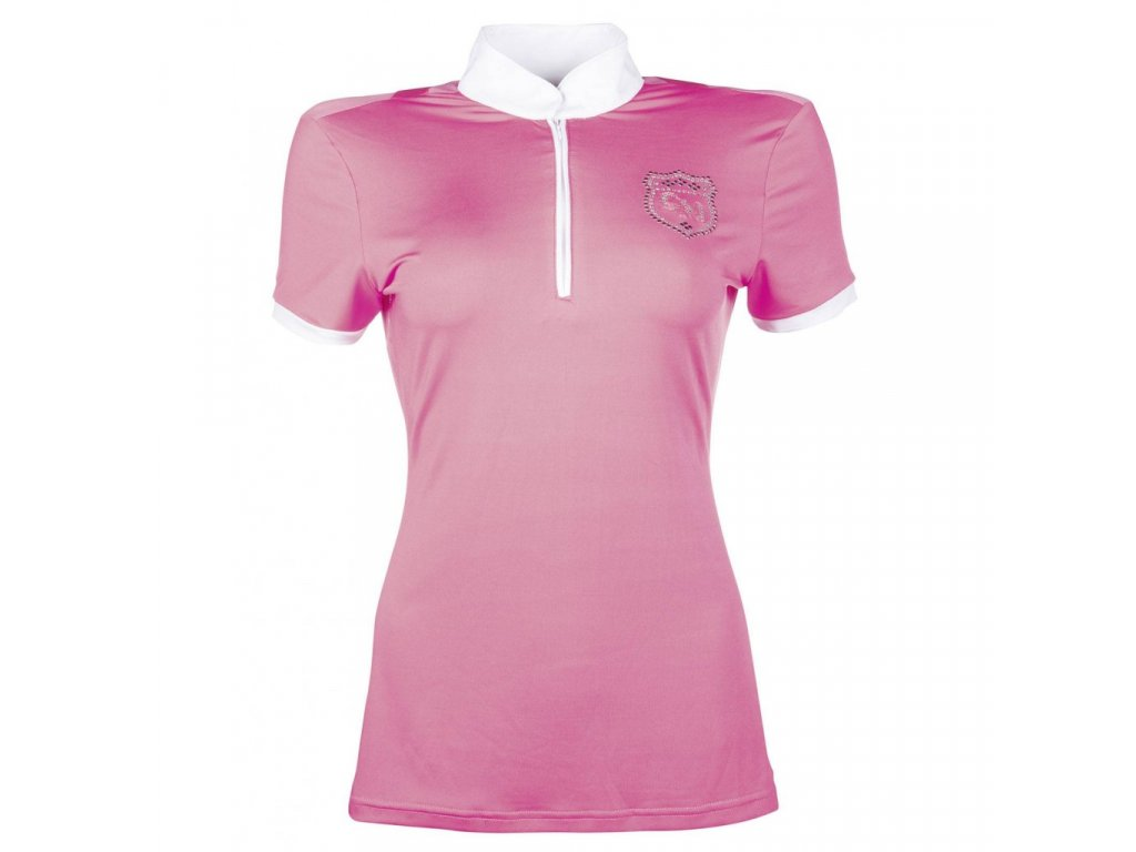 závodní triko hkm růžové