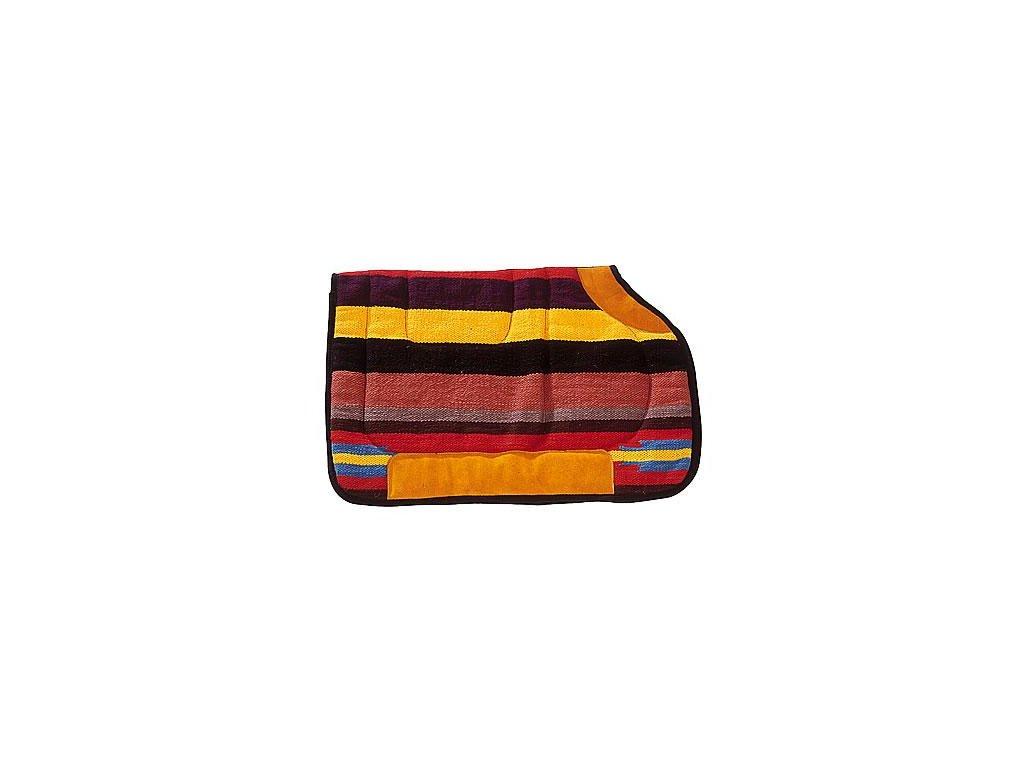 westernová deka navajo vykrojená