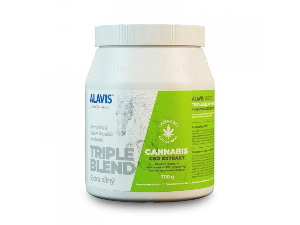 alavis triple blend cbd