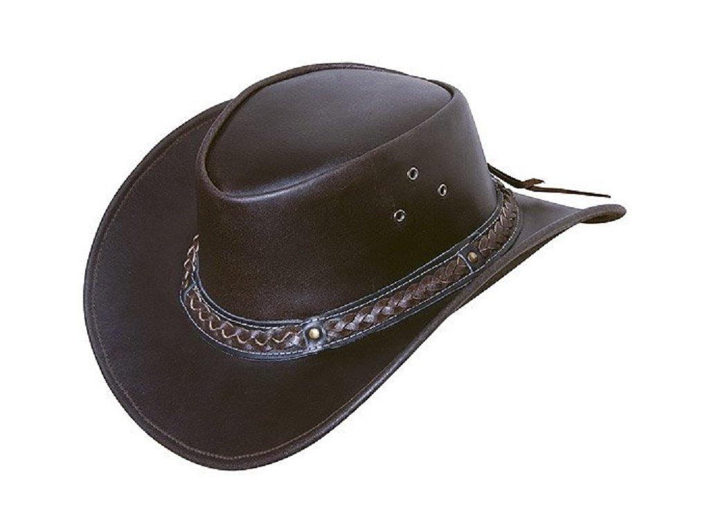 frisco hnědý klobouk