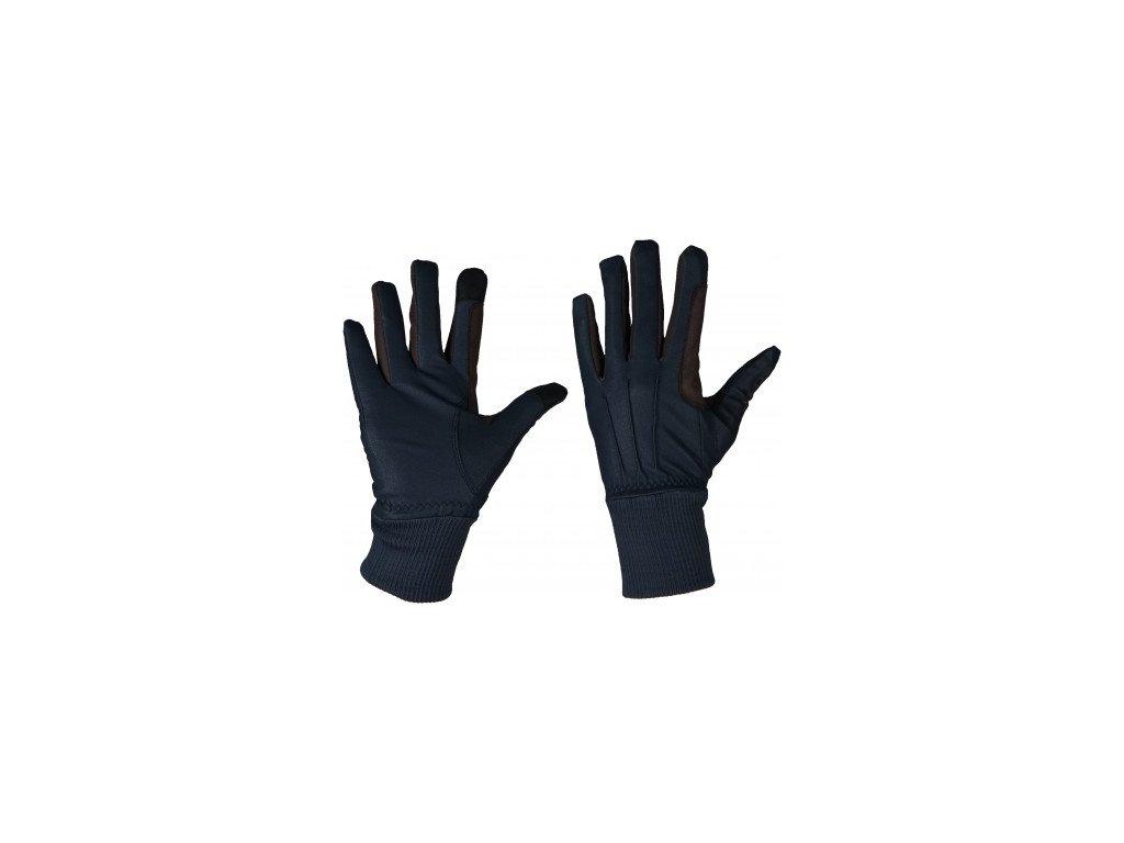 horka zimní rukavice