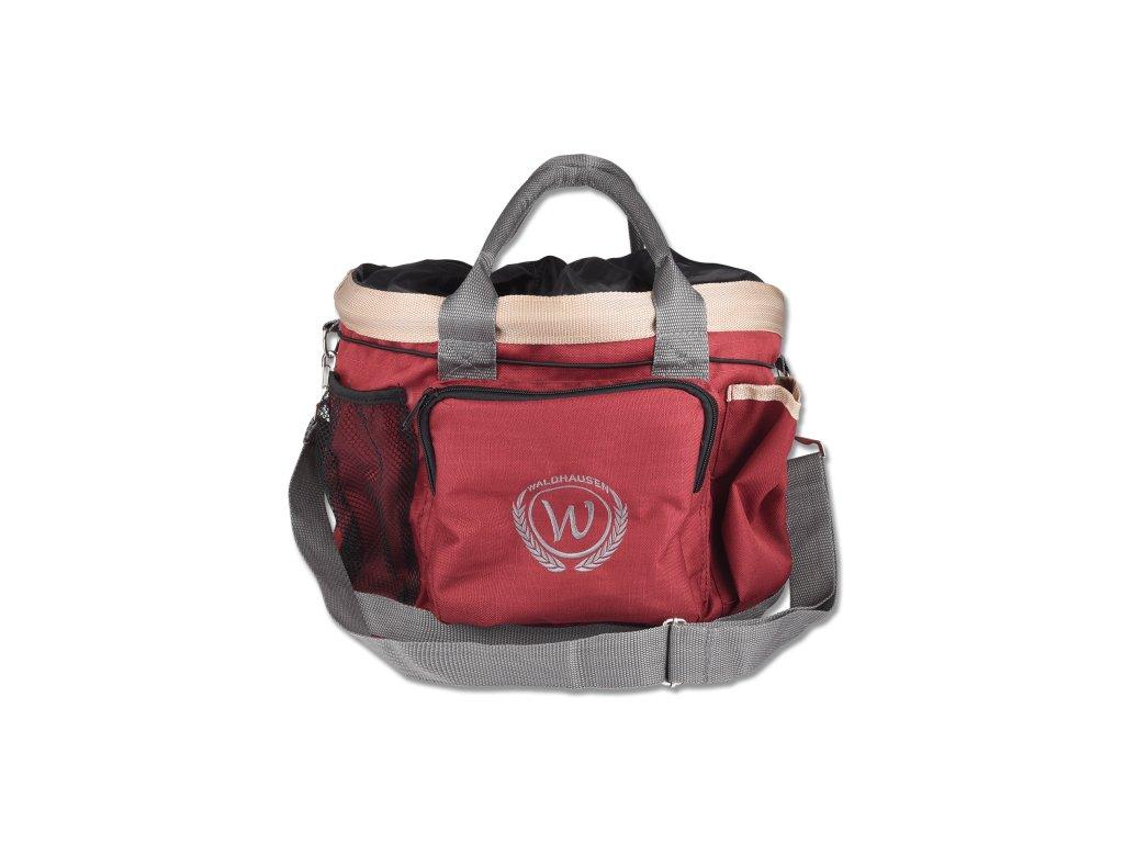 waldhausen taška bordová