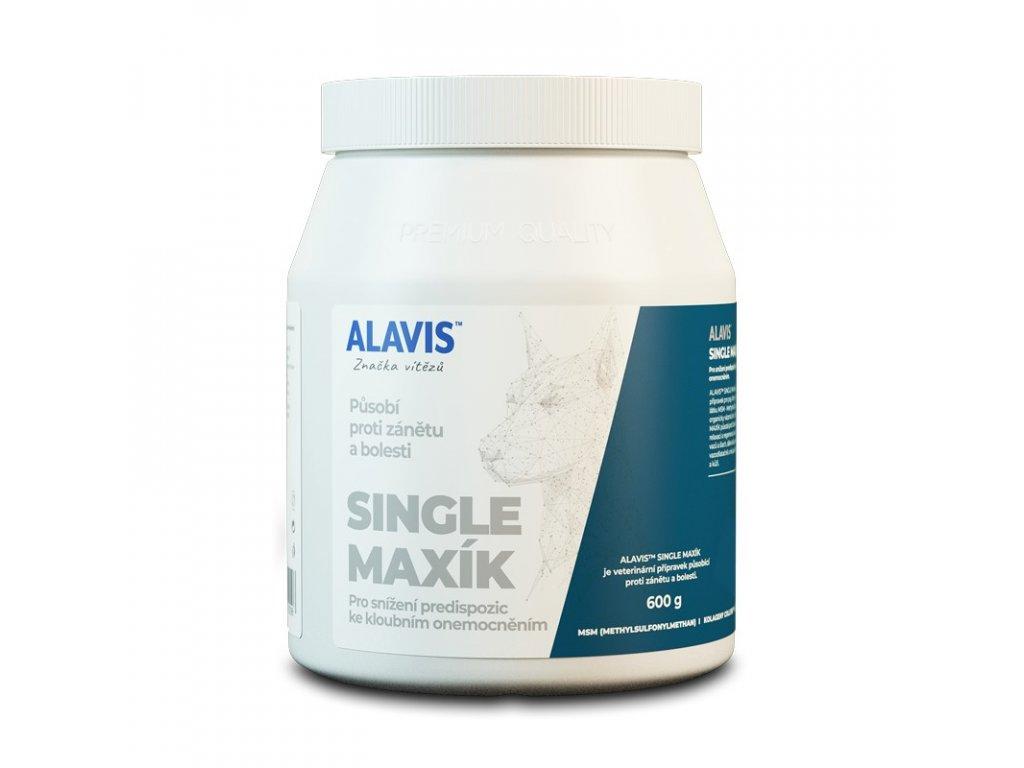 ALAVIS™ Single Maxík 600 g