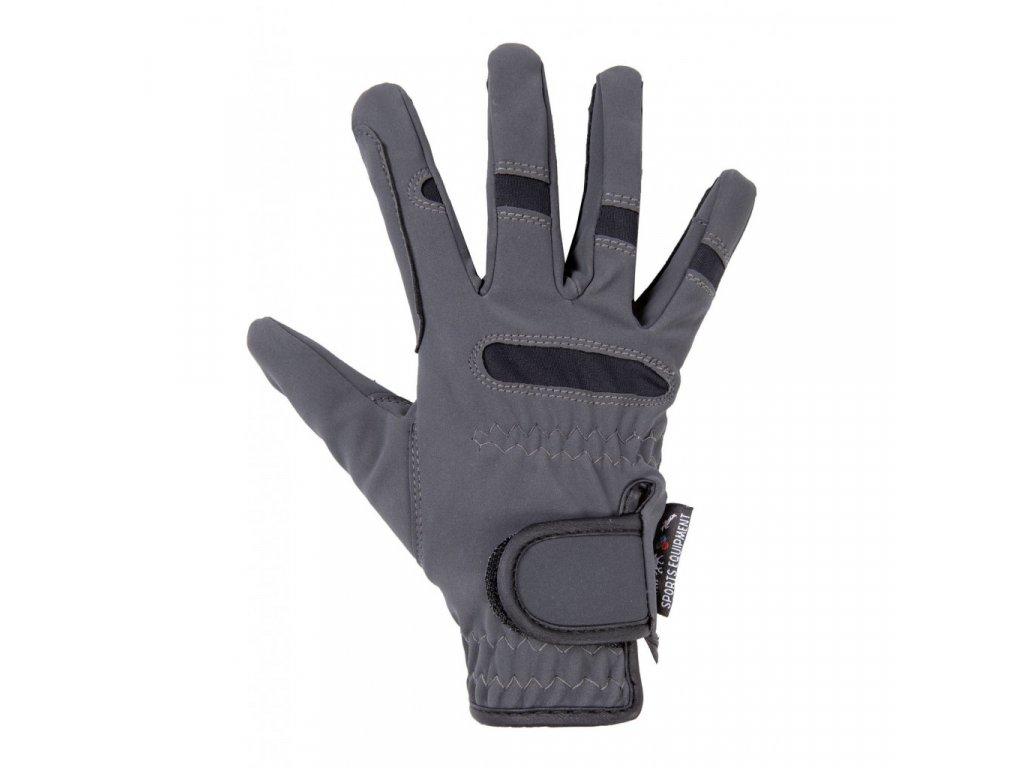 Jezdecké rukavice Gentle HKM