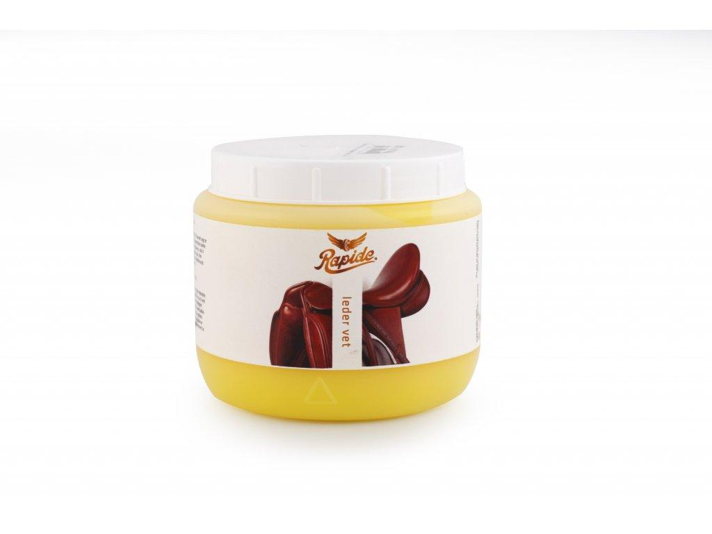 RAPIDE Leathercream grease na ošetření kůže bezbarvá 500ml