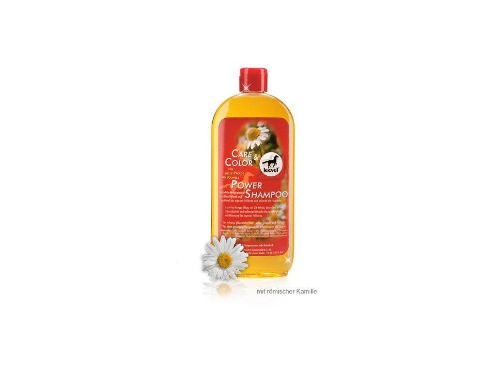Šampón LEOVET Power heřmánek