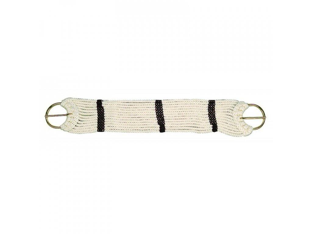 Western podbřišník provazový bavlněný 80 cm