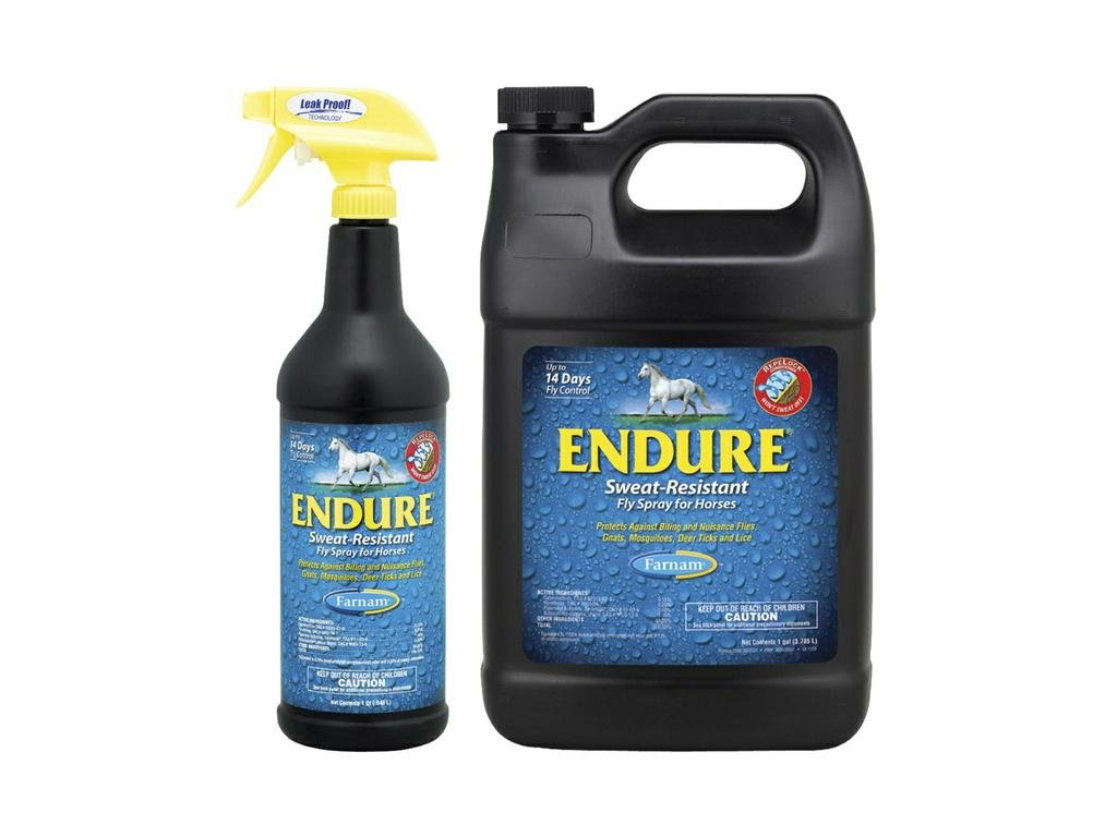 Endure® Sweat Resistant Fly Repelent