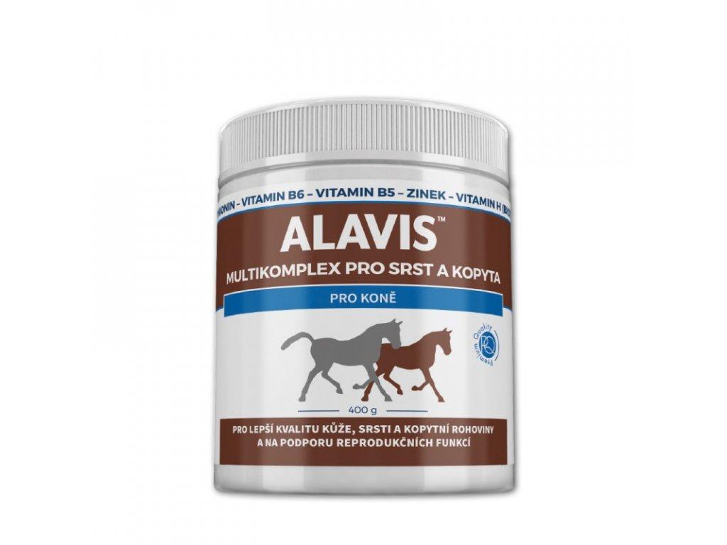 ALAVIS™ Multikomplex pro srst a kopyta 400 g