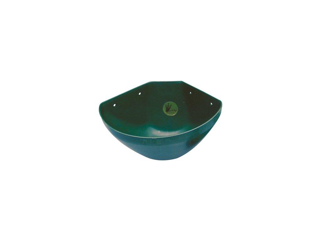 Rohový žlab OK PLAST 16l