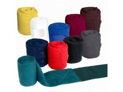 Bandáže fleece elastik zateplovací Daslö 2páry